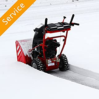 Snow Blower Assembly