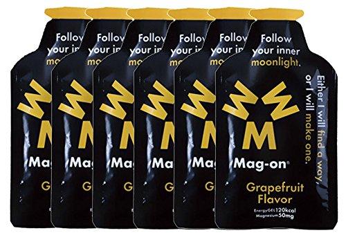 Mag-on (マグオン) エナジージェル グレープフルーツ6個セット