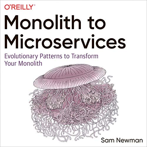 Monolith to Microservices cover art