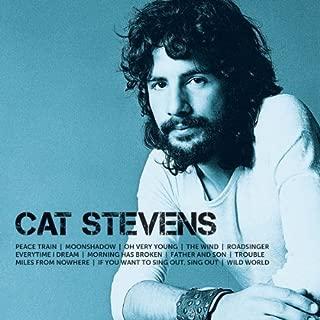 cat stevens ovation