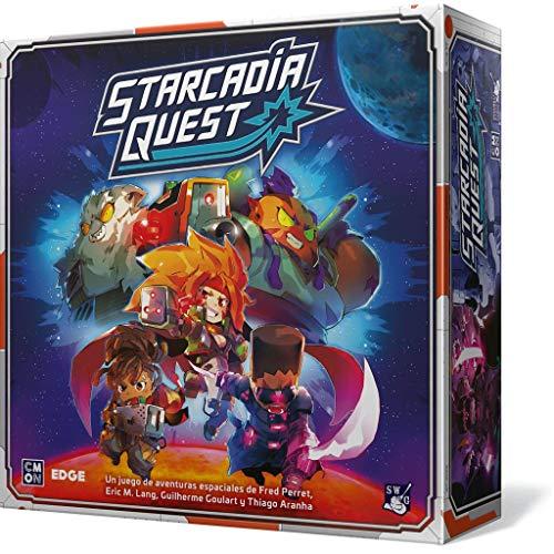 Starcadia Quest - Un Juego de Aventuras espaciales