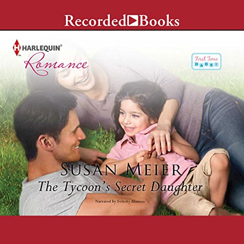 The Tycoon's Secret Daughter audiobook cover art