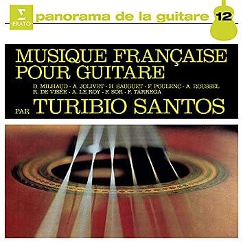 Musique française pour guitare