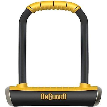 Onguard Bulldog 8012 Lock Og U 8012 Bulldog Dt Std 4.5x9//10mmx4ftcbl