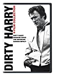 4 Film Favorites: Dirty Harry (Dirty Harry: Deluxe Edition, The Enforcer: Deluxe Edition, Magnum Force: Deluxe Edition, Sudden Impact: Deluxe Edition)