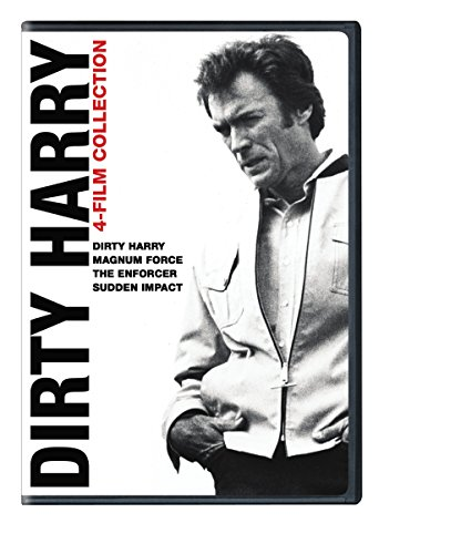 4 Film Favorites: Dirty Harry (Dirty Harry: Deluxe Edition, The Enforcer: Deluxe Edition, Magnum...