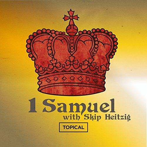 09 1 Samuel -Topical - 1986 audiobook cover art