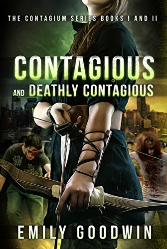 Contagious and Deathly Contagious (The Contagium Series Book 1 and Book 2) (English Edition)