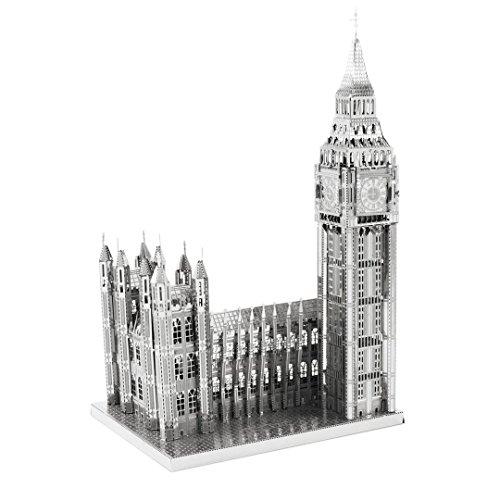 Iconx - Maqueta metálica Big Ben , color/modelo surtido