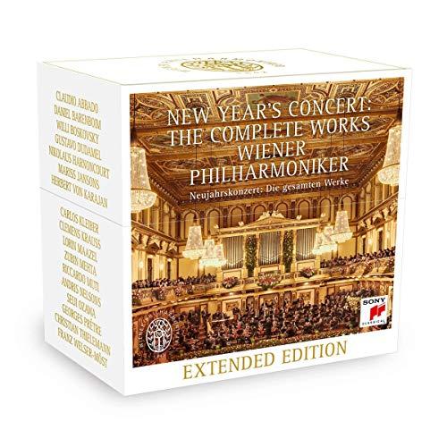 New Year's Concert: The Complete Works / Neujahrskonzert: Die Gesamten Werte
