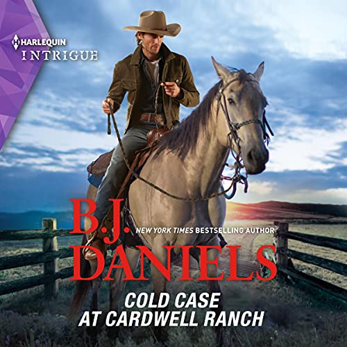 Cold Case at Cardwell Ranch cover art
