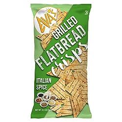 AVAS Italian Spice Grilled Crisps, 6.5 Oz