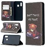 LTao-case [BFZ] Samsung Galaxy A20E Coque, pour Samsung Galaxy A20E SM-A202F Coque Housse Flip Cuir...