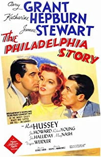 Pop Culture Graphics Philadelphia Story, The (1940) - 11 x 17 - Style A