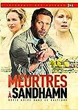 Coffret meurtres à sandhamn-L'intégrale des Saisons 3 et 4