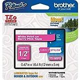 Brother TZe-MQP35 cinta para impresora de etiquetas - Cintas para impresoras de etiquetas(5 m,1.2cm)'
