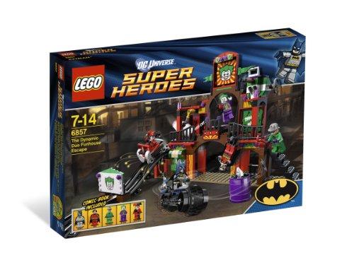 51GOCIAonsL Harley Quinn LEGO
