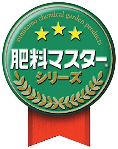 『住友化学園芸 肥料 マイローズ バラの肥料 固形タイプ 1.6kg』の5枚目の画像
