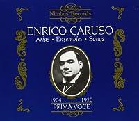 1904-1920 Arias Ensembles Songs