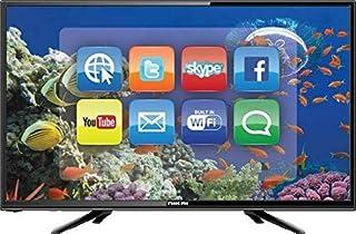 Nikai 55 Inch LED Smart TV Black - UHD55SLEDT