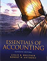 Essentials of Accounting Plus NEW MyLab Accounting with Pearson eText -- Access Card Package