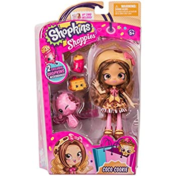 Shopkins Shoppies Doll Single Pack - Coco Coo | Shopkin.Toys - Image 1