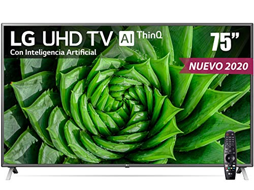 TV LG 75' 4K UHD Smart Tv LED 75UN8000PUB