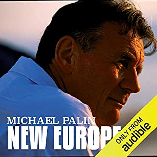 Michael Palin: New Europe cover art