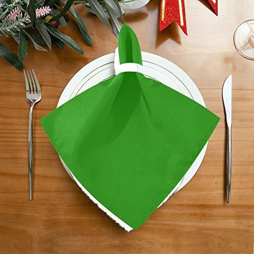Pac Mac Stoffservietten, Sambia-Flagge, Abendessen, Servietten, perfekt für Küche, Hochzeiten, Partys, Urlaub, Abendessen, Thanksgiving & Weihnachten.