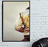 MZCYL Leinwand Malerei Wandkunst Bild Ryan Gosling Movie