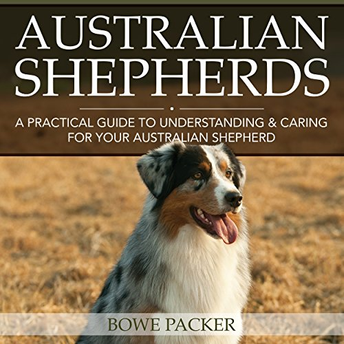 Australian Shepherds cover art