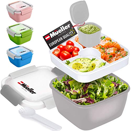 Mueller Salad Lunch Container To Go,