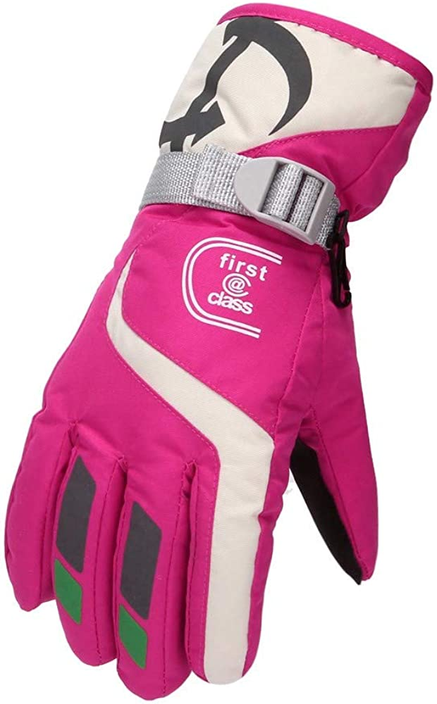 Adult Gloves Warm Ski Gloves Winter Windproof And waterproof Gloves.