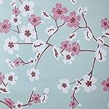 Venilia 54923 - Adhesivo decorativo para muebles, PVC, sin ftalatos, flores, 160 µm (0,16 mm de grosor)