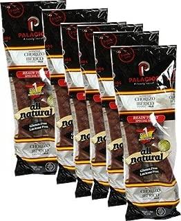 Chorizo Iberico Mild by Palacios 7.9 oz.Pack of 6