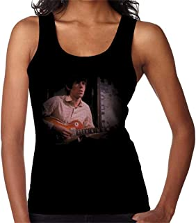 TV Times Keith Richards Les Paul Rolling Stones Women's Vest