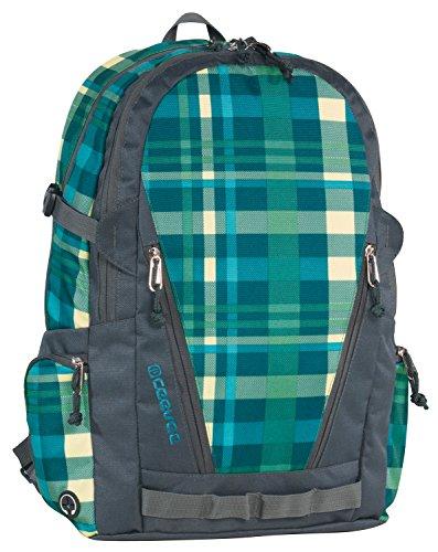 ceevee Vogue caro blue Rucksack Oxford 185 caro blue
