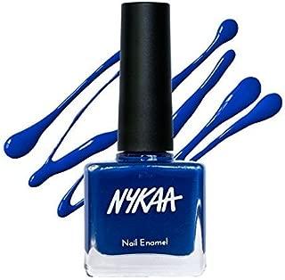 Nykaa Pop Nail Enamel - Blue Raspberry, No. 62 (9ml)