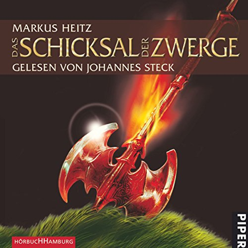 Das Schicksal der Zwerge     Die Zwerge 4              By:                                                                                                                                 Markus Heitz                               Narrated by:                                                                                                                                 Johannes Steck                      Length: 12 hrs and 4 mins     Not rated yet     Overall 0.0
