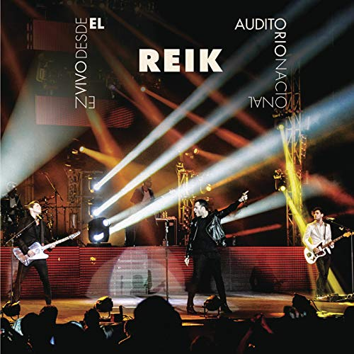 Reik En Vivo Auditorio Nacional