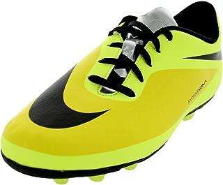 Nike Kids Jr Hypervenom Phade FG-R Vibrant Yellow/Black/Volt Ice Soccer Cleat 3.5 Kids US