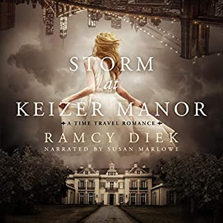 Storm at Keizer Manor cover art