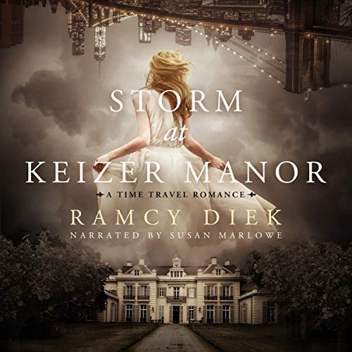 Storm at Keizer Manor audiobook cover art