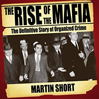 The Rise of the Mafia audiobook cover art