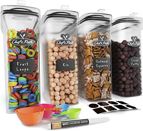 Küchen Pantry Gefrierschrank stapelbare Vorratsbehälter für Lebensmittel