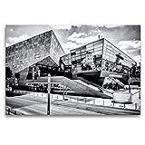 CALVENDO Toile Textile de qualité supérieure - 120 x 80 cm - Centre de Science et de...