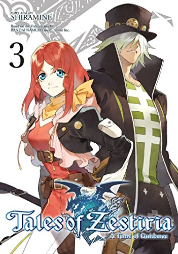 Tales of Zestiria 3: A Time of Guidance