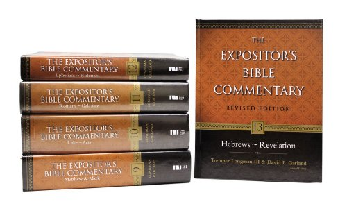 Expositor's Bible Commentary---Revised: 5-Volume New Testament Set (The Expositor's Bible Commentary)