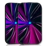 wicostar - Custodia per Apple iPhone 6/6S, Diversi Motivi