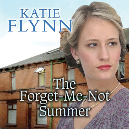 The Forget-Me-Not Summer audiobook cover art